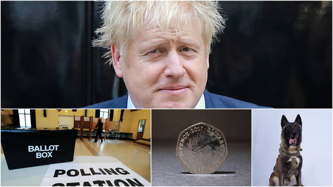 Boris, Brexit, Elections and Dogs... It's the Tuesday morning briefing
