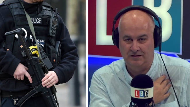 Iain Dale on the one problem with issuing head cameras to armed police officers.