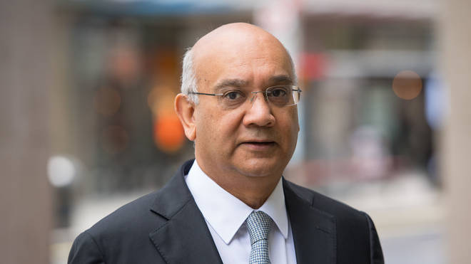 Labour MP Keith Vaz was taken to hospital after a report recommended him to be suspended
