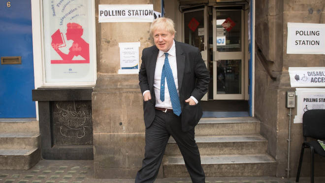 Boris Johnson wants a general election