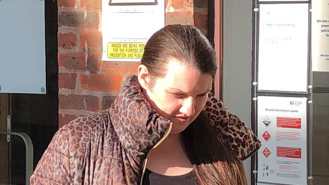 Rachel Doran pleaded guilty at Carlisle Crown Court on Tuesday