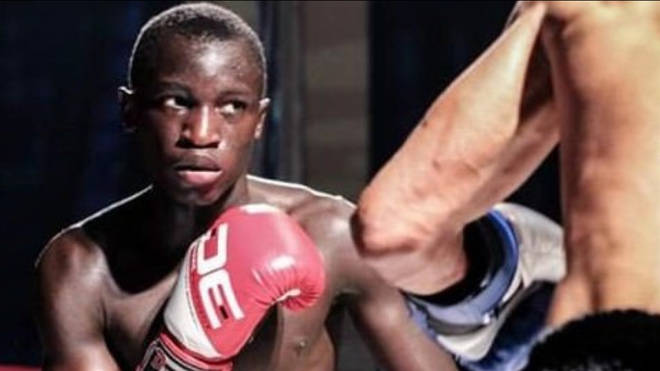 Amateur boxer Wilham Mendes was murdered in December 2018