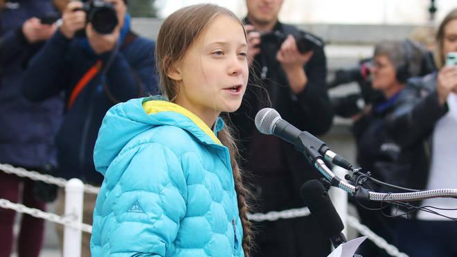 """Greta Thunberg criticised Nordic """"bragging"""""""