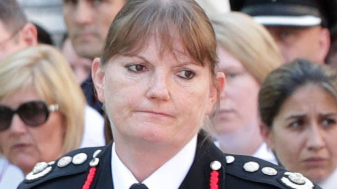 "Dany Cotton told of her ""sorrow"" at not saving the victims of the Grenfell Tower fire"