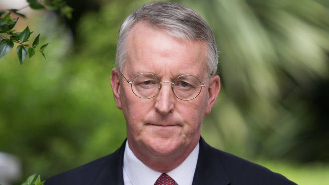 Hilary Benn couldn't tell Tom Swarbrick whether Theresa May should resign as Prime Minister