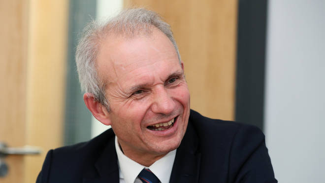 David Lidington was widely viewed as Theresa May's de facto deputy prime minister