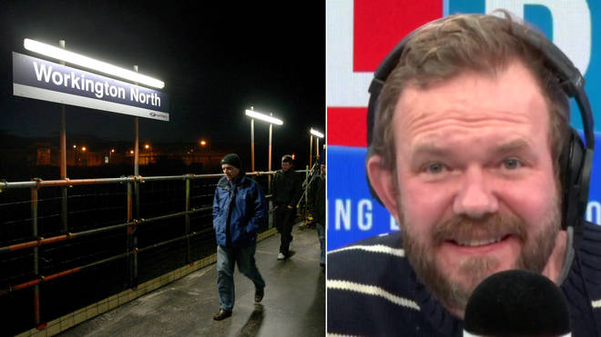 James O'Brien heard from Workington Man
