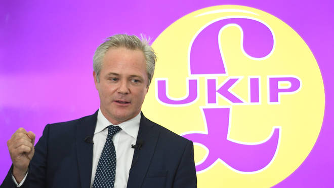 UKIP loses eighth leader since the Brexit referendum