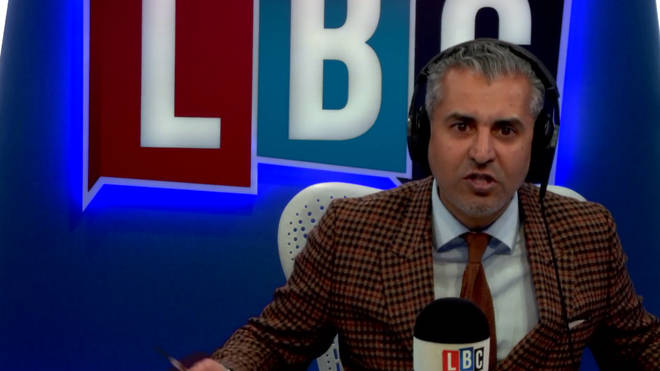 Maajid Nawaz was angered by the suggestion families should be evicted in an attempt to curb urban violence.