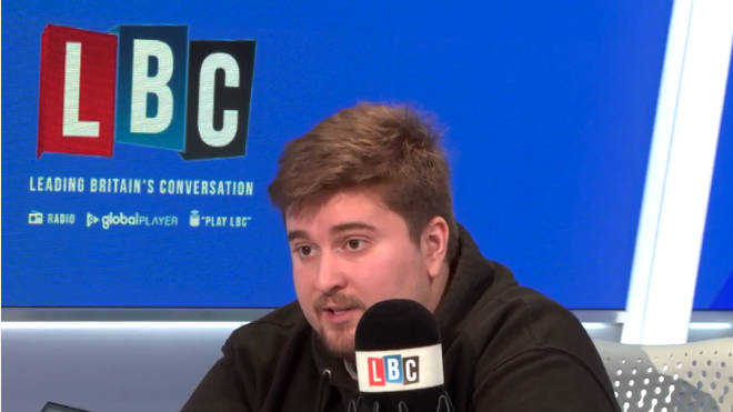 Tiago Alves tells LBC's James O'Brien about the stay put order and how he and his family survived.