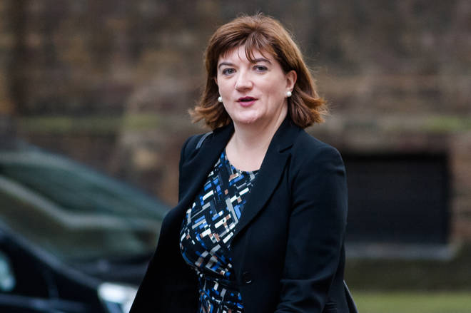 Nicky Morgan will not be a candidate in the general election