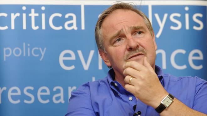 Professor David Nutt pictured in 2009
