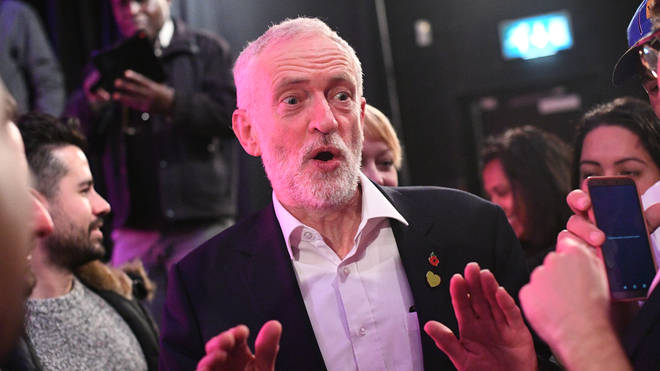 The Labour leader will hit out at the 'elite' later