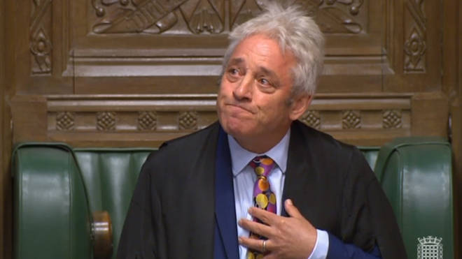 John Bercow's 10-year reign as Speaker has come to an end