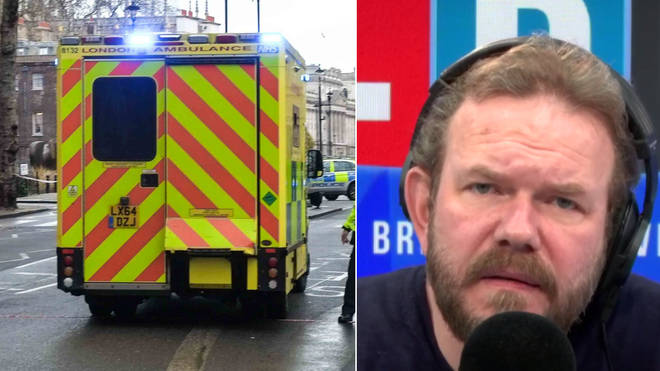 James O'Brien heard concern from an NHS worker about privatisation