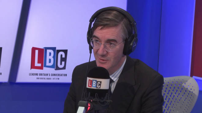 "Jacob Rees-Mogg calls for calm as ""some people get frustrated"" by Brexit negotiations."