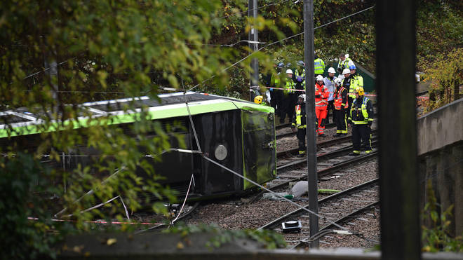 The crash took the lives of seven people and left another 62 injured
