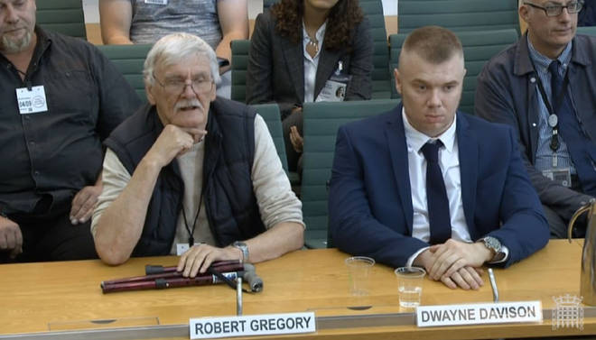 Previous guests on The Jeremy Kyle Show gave evidence to the committee