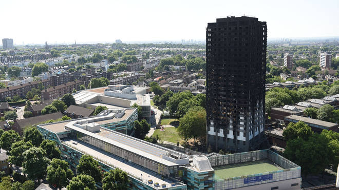72 people died in the Grenfell tragedy