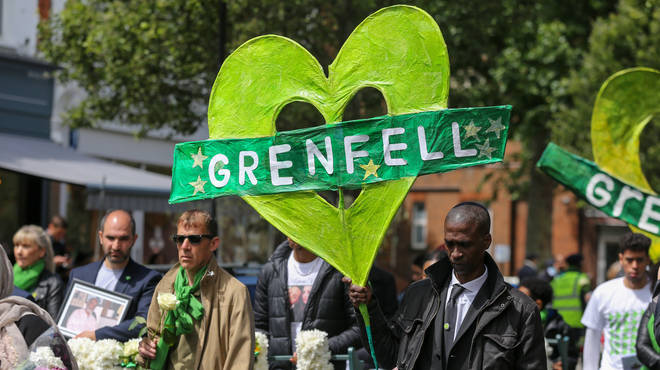 The report of the first phase of the Grenfell Tower was released on Wednesday