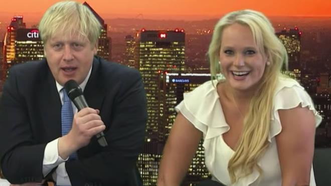 Boris Johnson has denied any favouritism towards Jennifer Arcuri