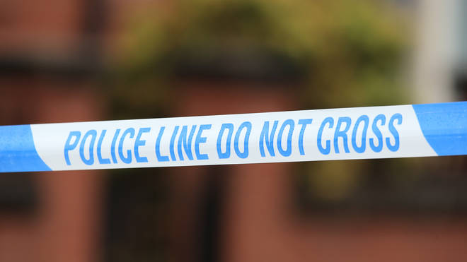 Two men have been stabbed in north west London