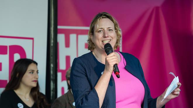 Antoinette Sandbach has joined the Lib Dems