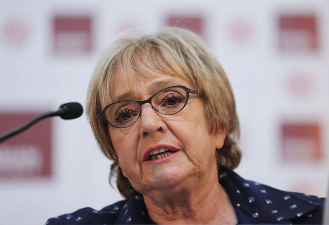 Margaret Hodge: Jeremy Corbyn is anti-Semitic and racist