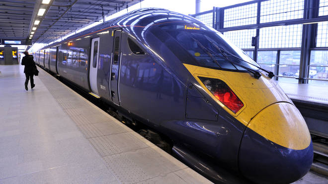 The rail network will see a large increase in funding
