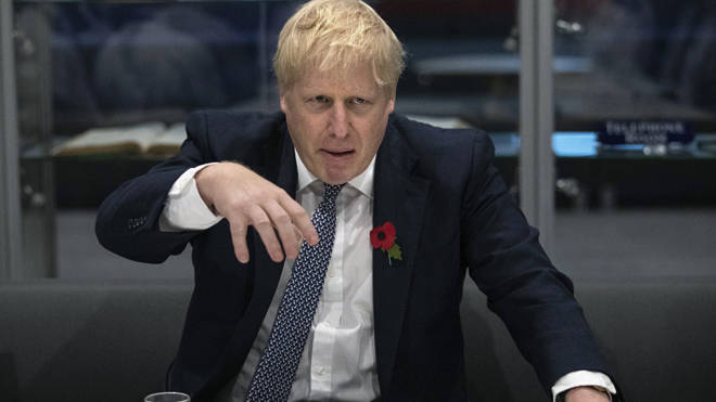 Boris Johnson has said there will be no deal with Nigel Farage's Brexit party