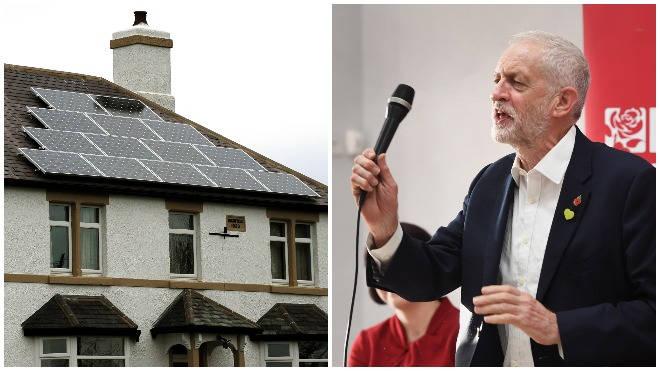 "Labour pledge to make all new homes ""zero carbon"""