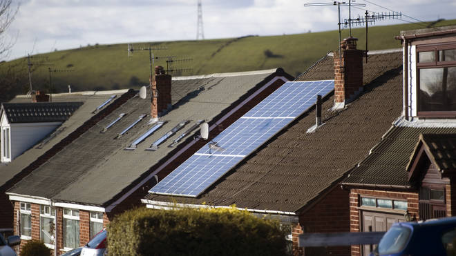 Labour's plans would likely see solar panels fitted to most new-builds
