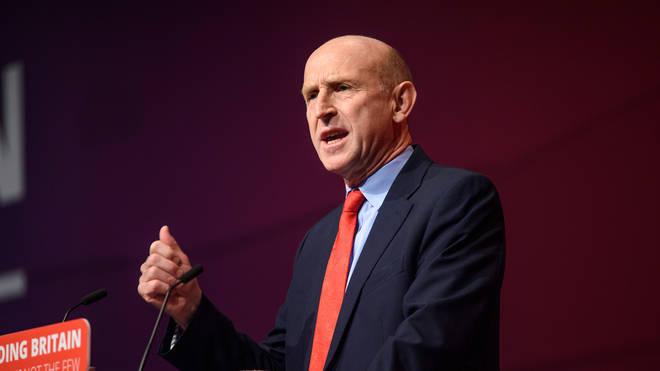 "Shadow Housing Secretary John Healey says Labour&squot;s plan will ""save households money"""