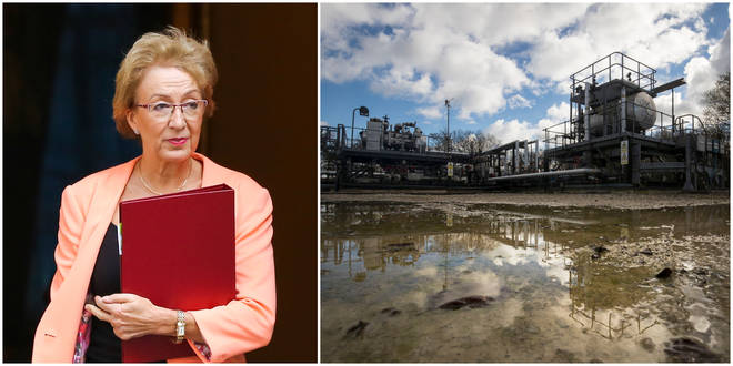 """Business Secretary: Fracking Suspension Is """"Very Disappointing"""""""