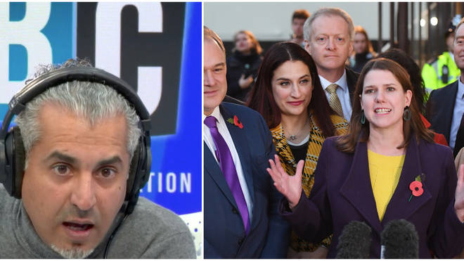 LBC Exclusive: Former Conservative Muslim Forum Chair Defects To Lib Dems