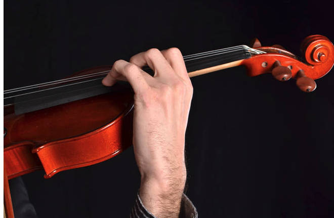 The 310-year-old violin was left on a train to Orpington
