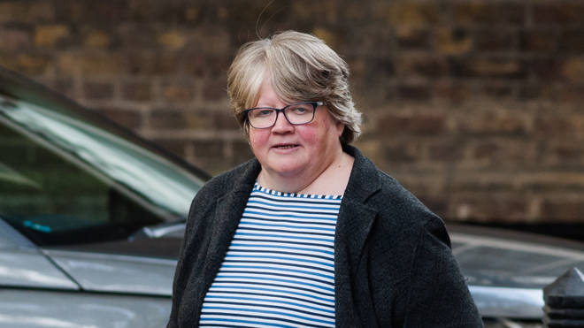 Therese Coffey said the Tories had created an economy that could give welfare a boost