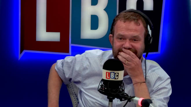 James O'Brien was astonished by this teenager's analysis of the education system.