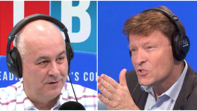 Iain Dale And Brexit Party Chairman Clash Over Standing Candidates Against Tories