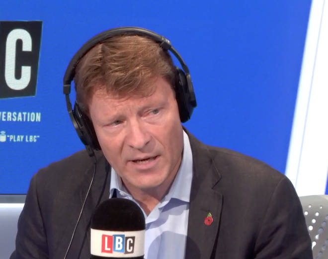FURIOUS Caller Tells Richard Tice That Nigel Farage Has Overstepped The Mark