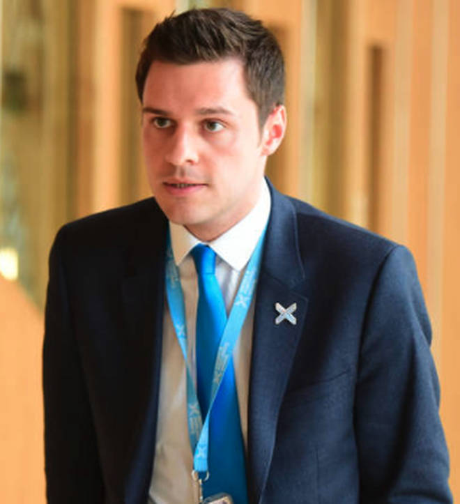Ross Thomson has denied the allegations