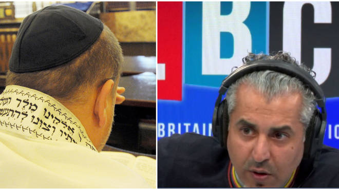 Jewish Caller Tells Maajid Nawaz He Would Emigrate If Corbyn Elected