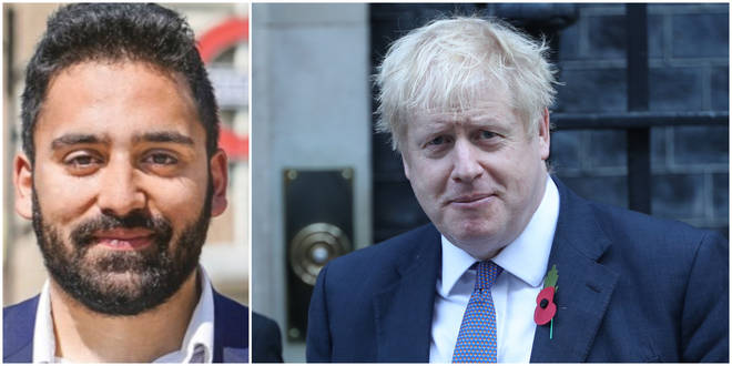 Maajid Nawaz Speaks To The Man Trying To Unseat Boris Johnson