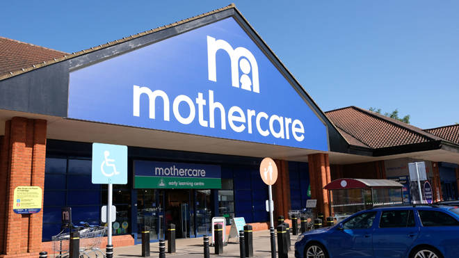 Hundreds of jobs at Mothercare are at risk