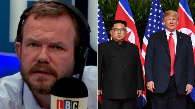 James O'Brien was not cheering the Trump-Kim summit