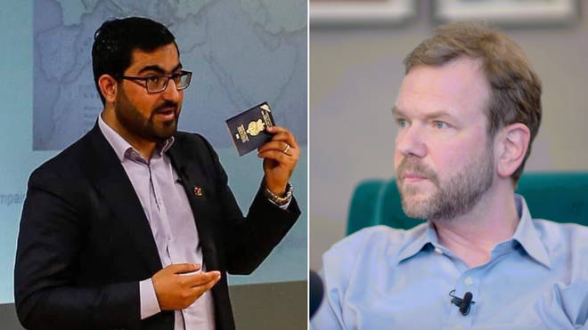 Gulwali Passarlay was a fascinating guest on Full Disclosure with James O'Brien