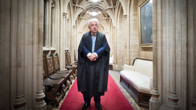 John Bercow's replacement will be decided today