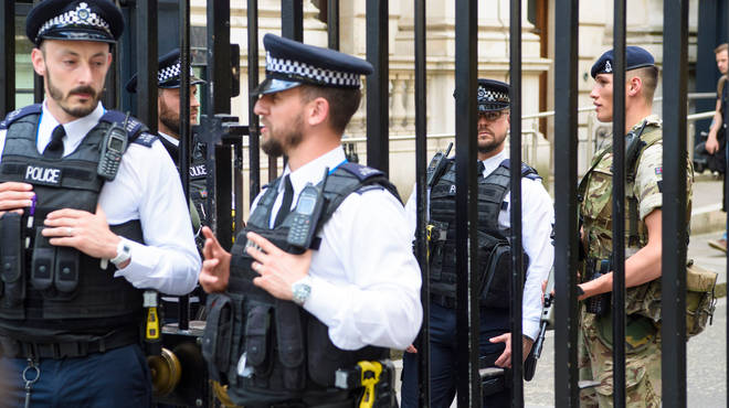 The UK terrorism threat has been downgraded