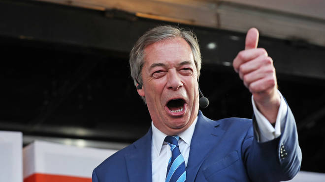 But could Nigel Farage be enough of a threat to derail his plans