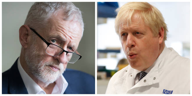 Boris Johnson has told Labour leader Jeremy Corbyn to come clean about his views on Brexit